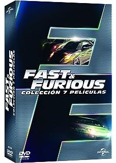 Fast and Furious - Lintégrale 8 films [Italia] [DVD]: Amazon.es ...