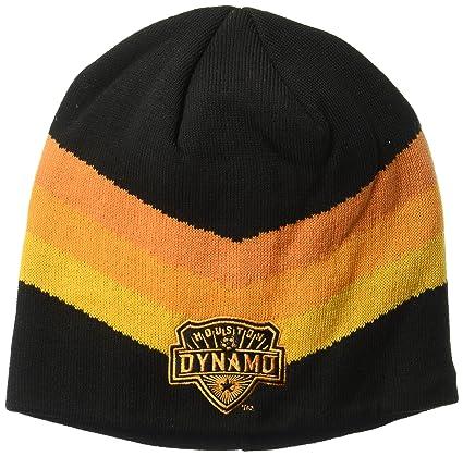 d0aa08a8e53 Amazon.com   MLS Houston Dynamo Men s Jersey Hook Beanie