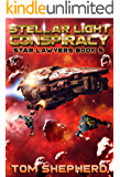 Stellar Light Conspiracy (Star Lawyers Book 5)