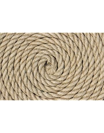 AREAS 15MTS x 32MM THICK GRADE 1 MANILA DECKING ROPE FOR GARDEN /& DECKING ROPE