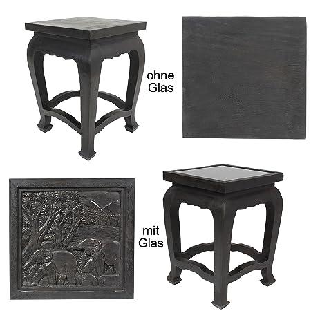 Mesa auxiliar Noche Mesa Opium mesa mesa con y sin tallada ...