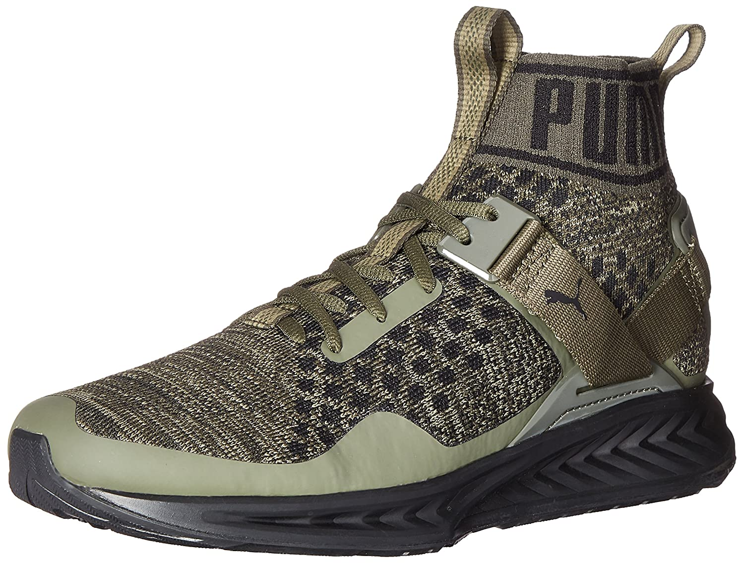 hot sale online 6646e 3c16d PUMA Men's Ignite Evoknit Cross-Trainer Shoe