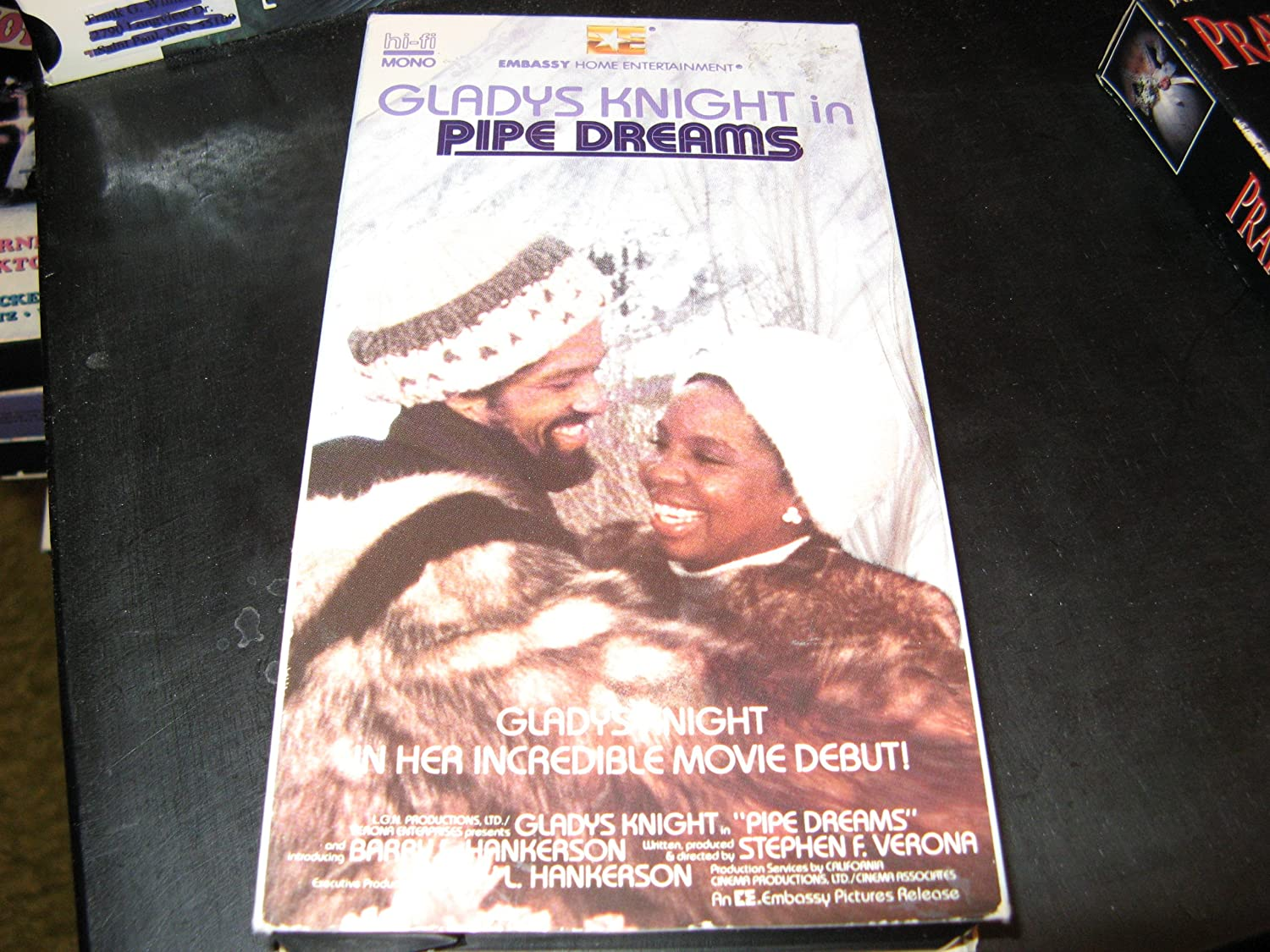 amazon com pipe dreams stephen f verona gladys knight barry