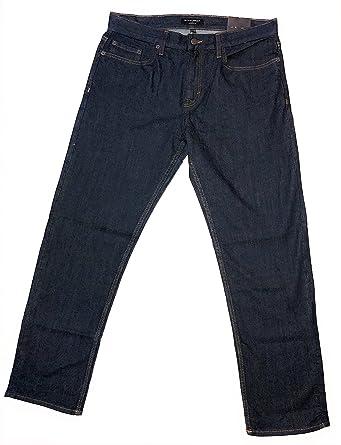a68cba5da6bb6 Banana Republic Mens Stretch Classic Fit Jeans (Dark Denim, 31x32) at  Amazon Men's Clothing store: