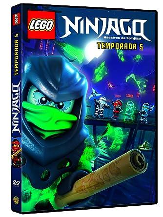 Lego Ninjago Temporada 5 [DVD]: Amazon.es: Animación: Cine y ...