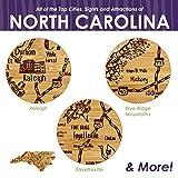 Totally Bamboo North Carolina State Destination