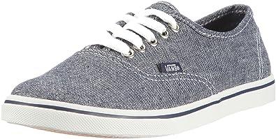 Proglitter Damen Lo Sneaker WeaveBlue Authentic Vans u5lJ3cFKT1