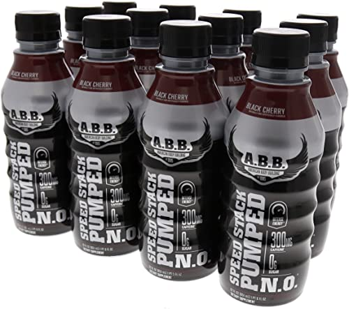 ABB Performance SPEED STACK PUMPED N.O. – Black Cherry 12 bottles