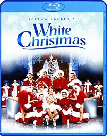 amazon com white christmas blu ray bing crosby danny kaye