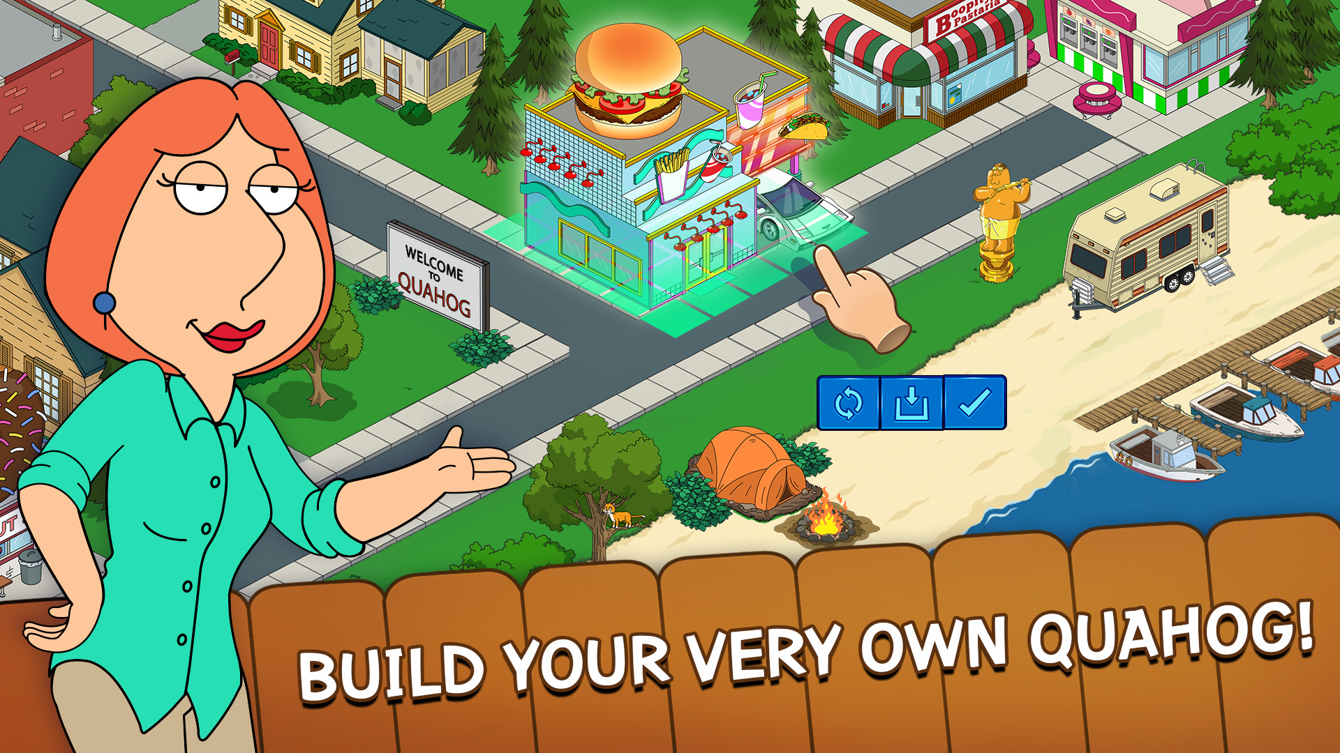Amazoncom Family Guy The Quest For Stuff Appstore For -1184