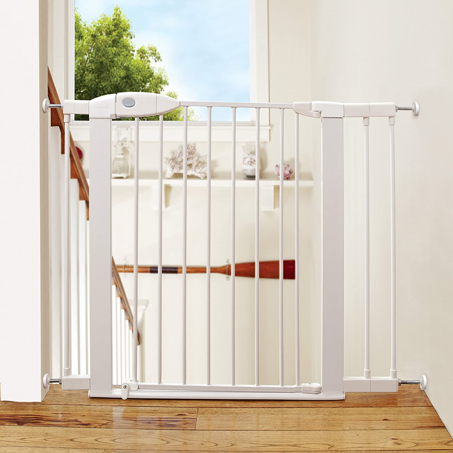 Baby Safety Gate Extension With Trip Guard For Munchkin