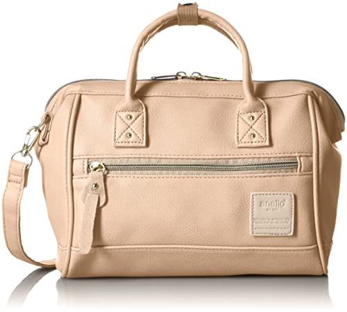 4fe26c836336 Anello Shoulder Bag PU Mouth Mini Boston 2 Way Shoulder AT-H1021   Amazon.ca  Shoes   Handbags