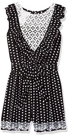 493597124996 Amazon.com  Bonnie Jean Girls  Romper  Clothing
