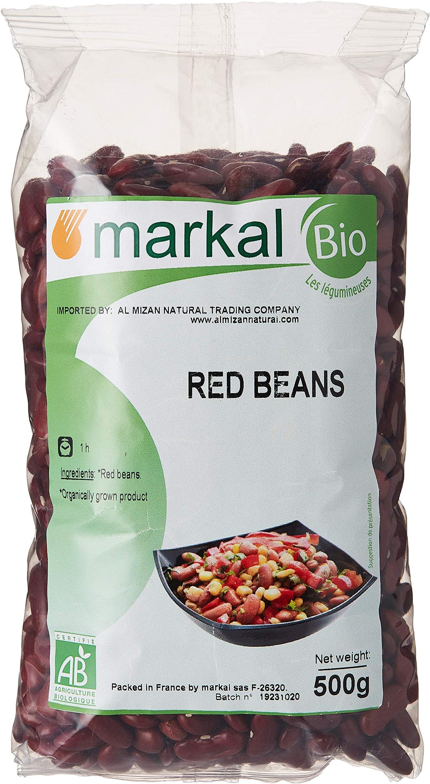 Organic Red Kidney Beans By Markal 500gm Price In Saudi Arabia Amazon Saudi Arabia Kanbkam