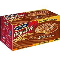 McVitie's Digestive Wheatmeal Milk Chocolate Biscuit - 200gm