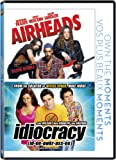 Airheads / Idiocracy (Double Feature) (Bilingual)