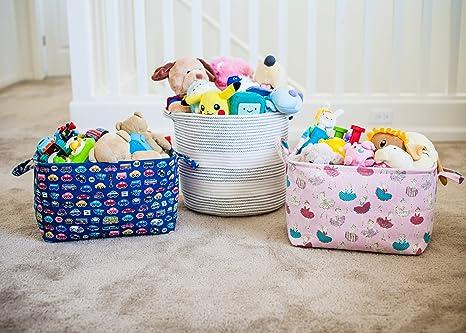 Amazon.com: Cuerda de algodón para bebé Nursery y Kid s Toy ...