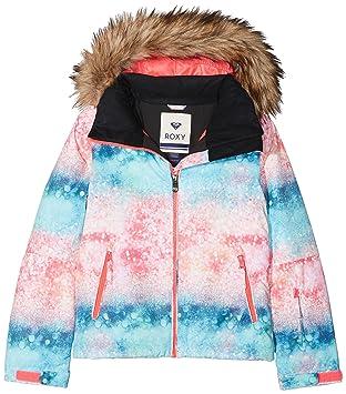 Roxy Jet Ski Girl Jk Chaqueta para Nieve, Niñas: Roxy: Amazon.es: Deportes y aire libre
