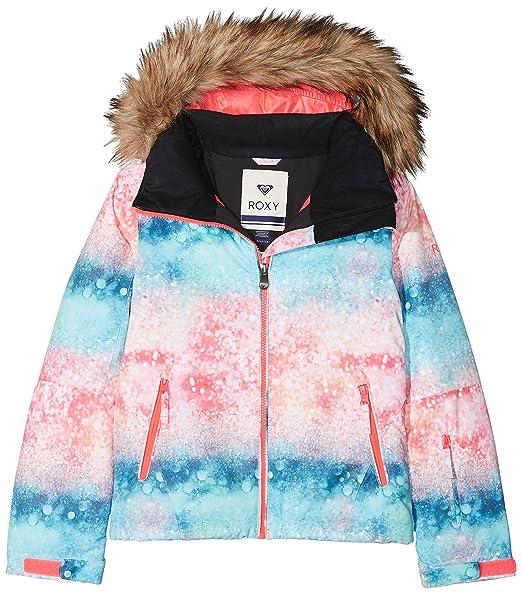Amazon.com: Roxy Snow Jackets Jet Ski chamarra de snowboard ...
