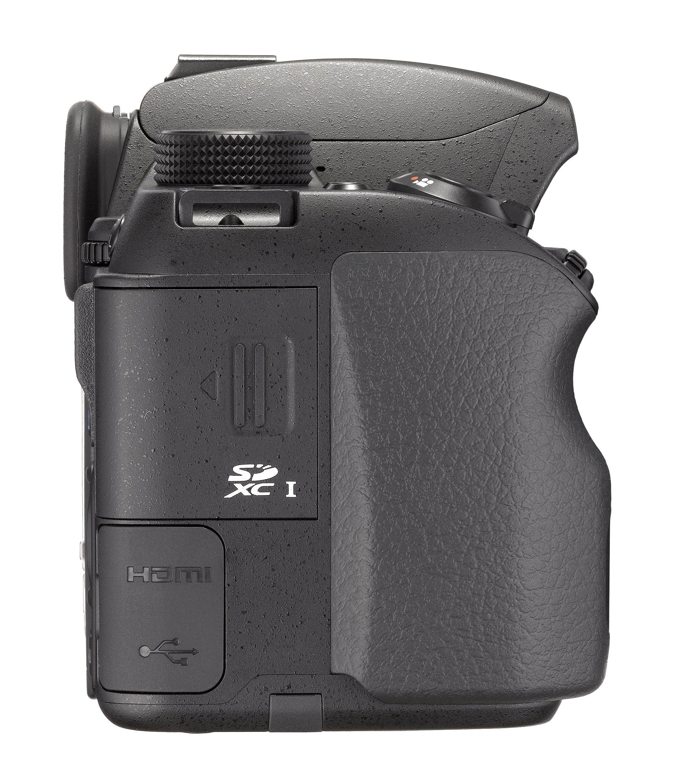 Pentax K-70 Weather-Sealed DSLR Camera, Body Only (Black) by Pentax (Image #2)