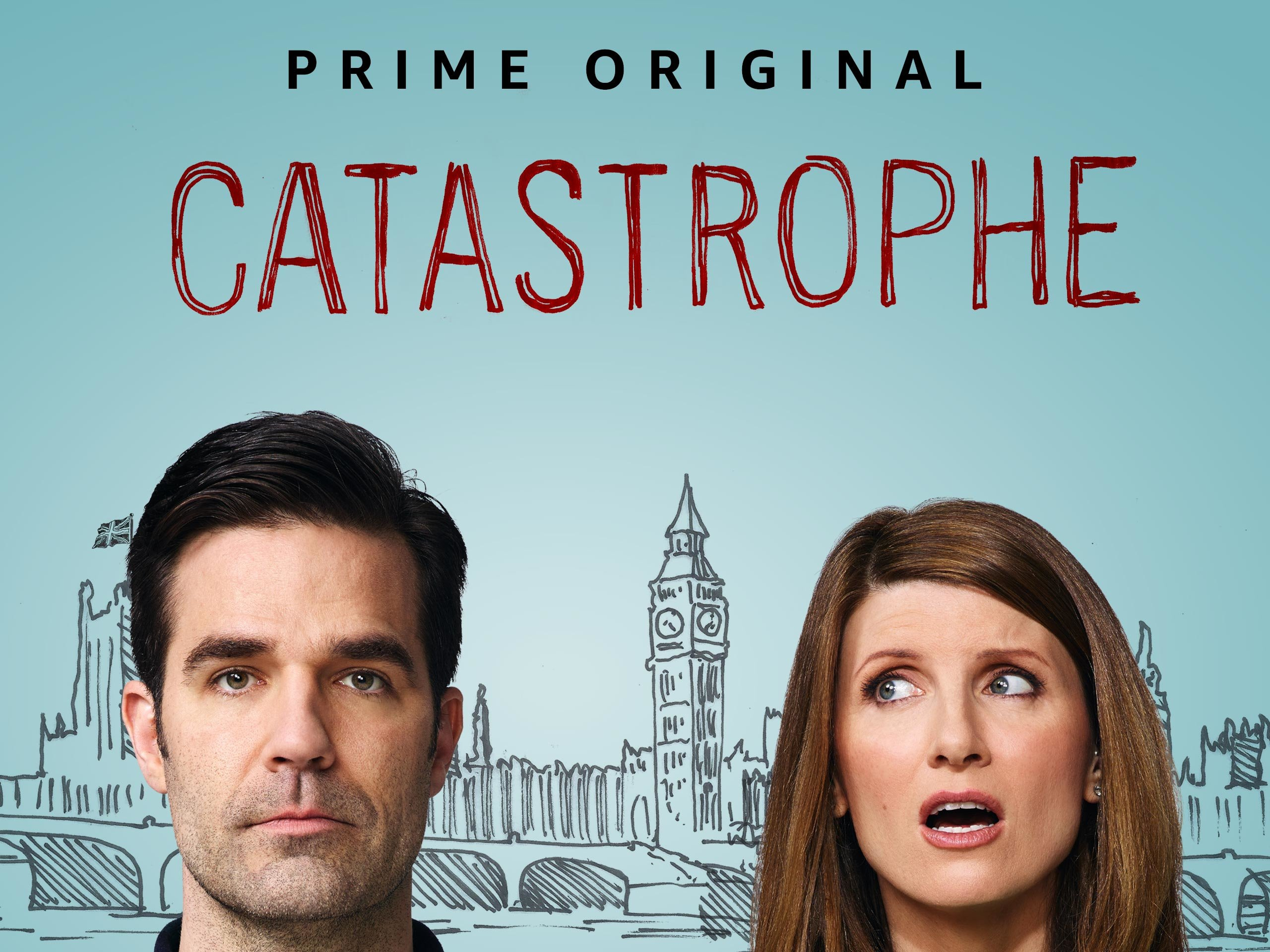 Amazon.com: Catastrophe - Season 1: Sharon Horgan, Rob Delaney, Ben ...