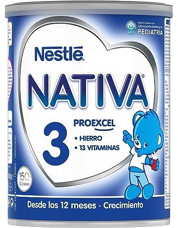 Nestlé NATIVA 3 - Leche de crecimiento en polvo - Fórmula infantil - A partir de