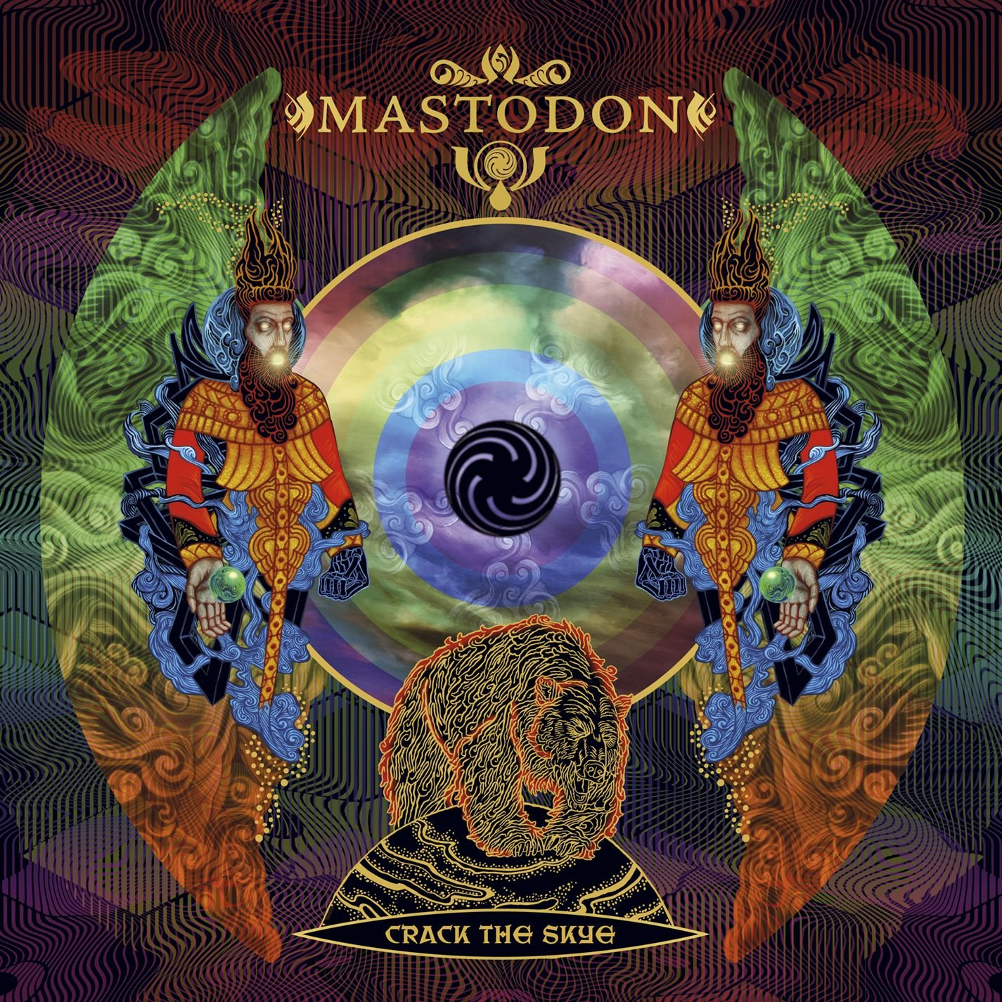 Vinilo : Mastodon - Crack the Skye (LP Vinyl)
