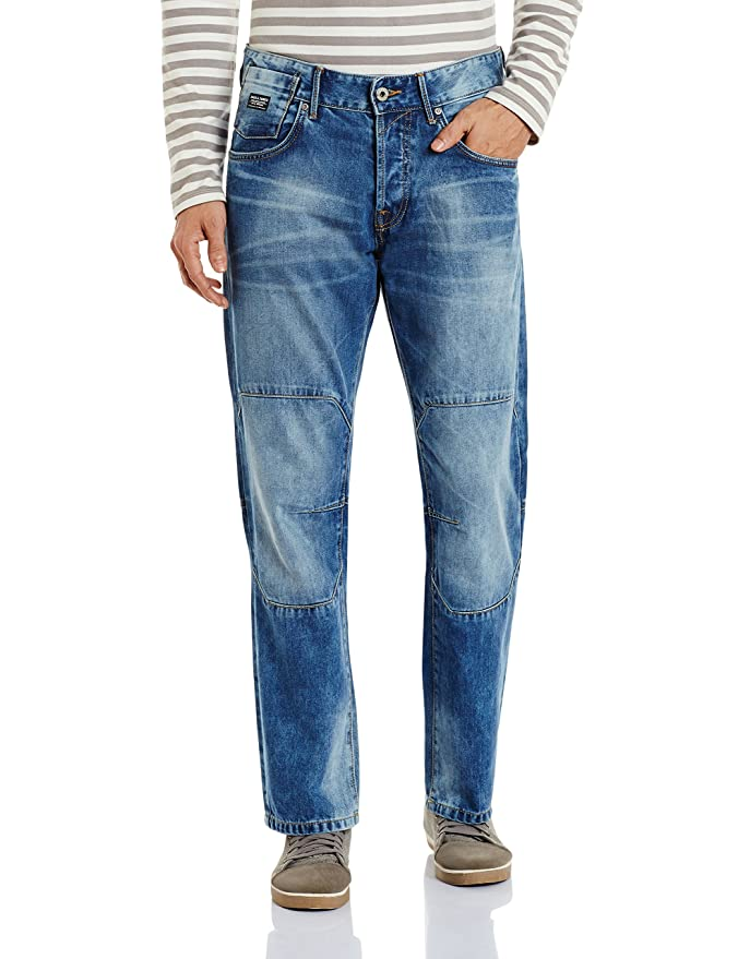 Jack & Jones Men's Relaxed Jeans Men's Jeans at amazon