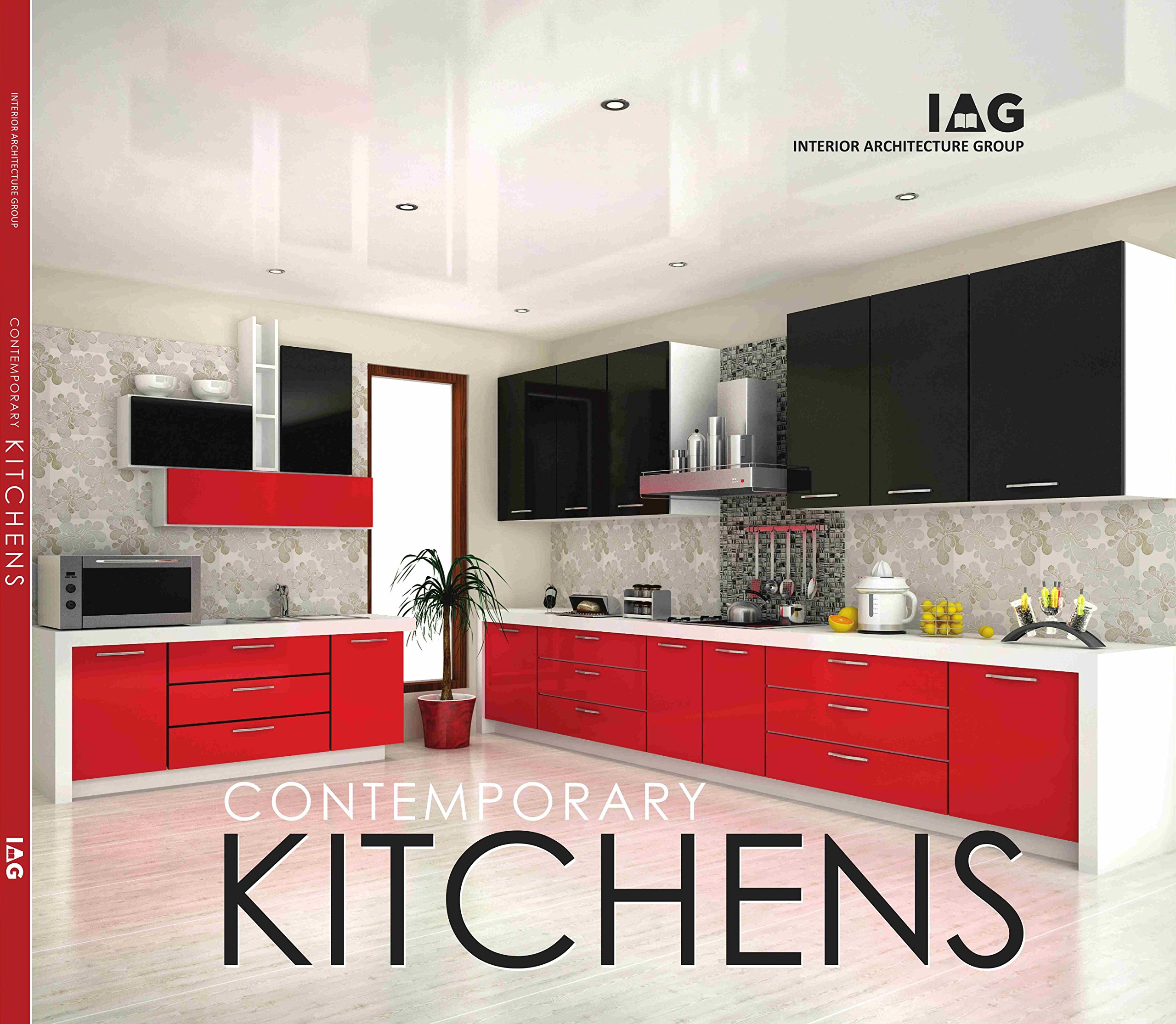 Buy Contemporary Kitchens Book Online at Low Prices in India ...
