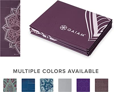 Gaiam Yoga Mat For Travel