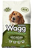 Wagg Beef and Veg Kennel Complete Dog Food, 15 kg