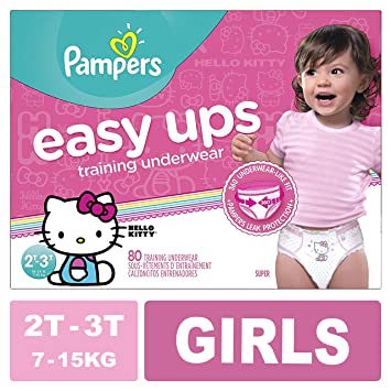 7c17bed4efa Amazon.com  Pampers Easy Ups Pull On Disposable Training Diaper for ...
