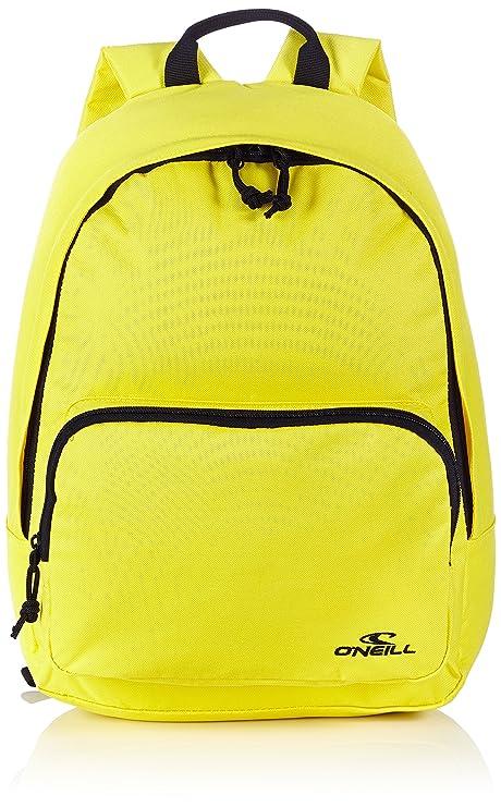 ONeill Mochila escolar, Giallo (Pure Yellow) (Amarillo) - 424019