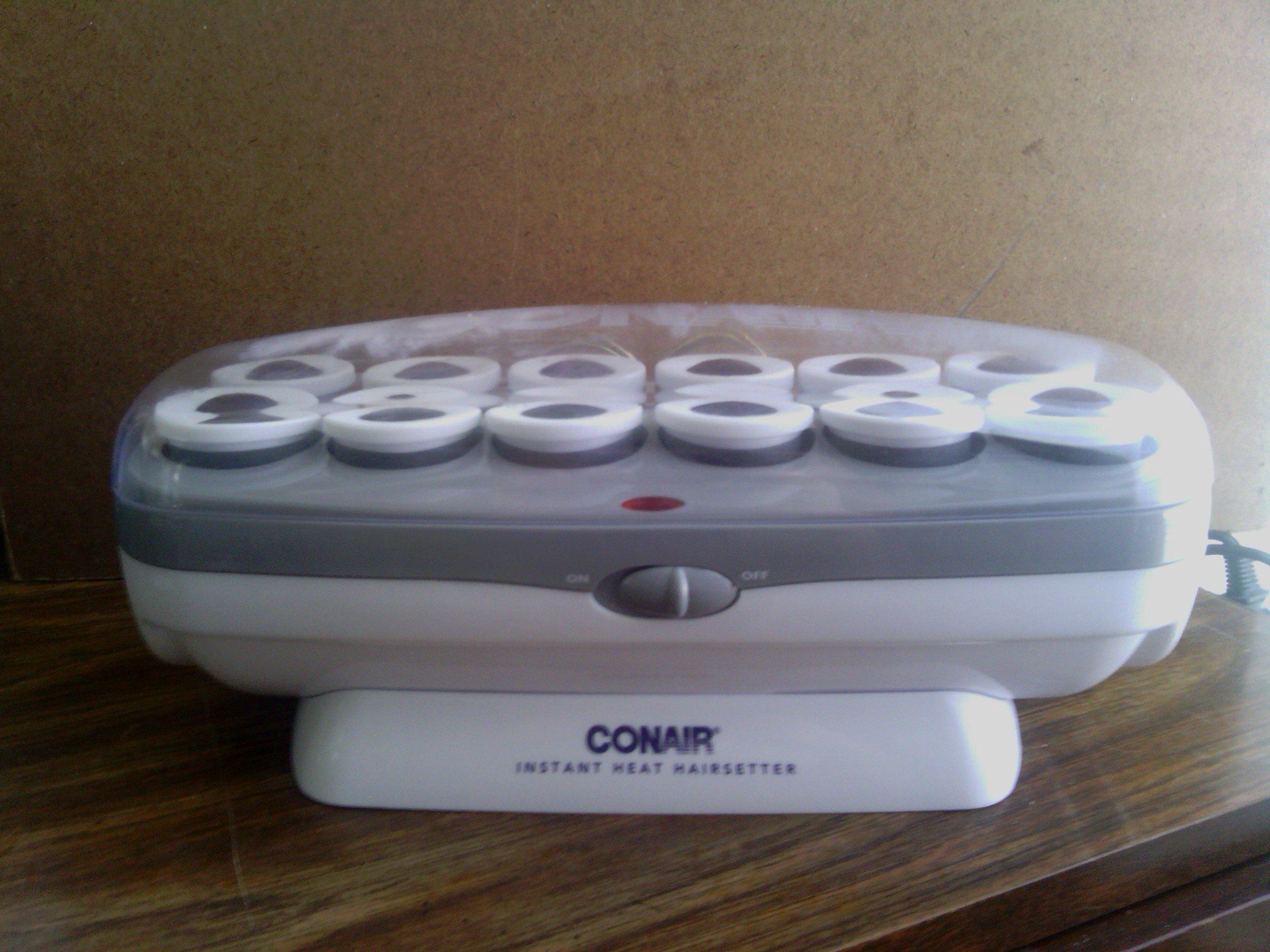 C Instant Heat Jumbo Rollers