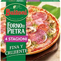 Buitoni Pizza Congelada, 4 Stagioni - 355 g