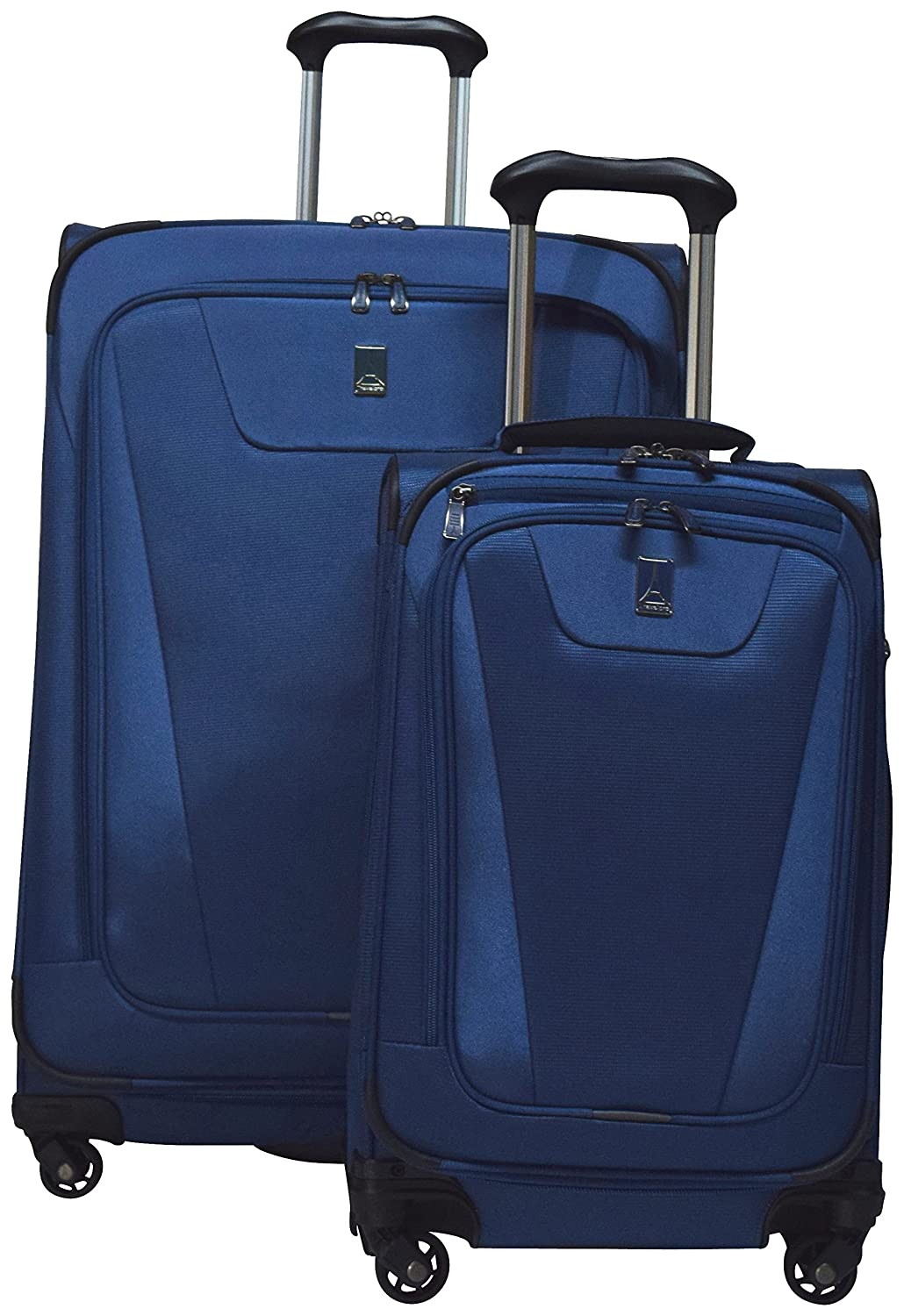 Travelpro Maxlite 4 2 Piece set Blue, One Size Expandable 29 and 21 Spinners