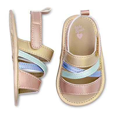 b27fd23b60da Carter s Baby Girl Strappy Sandals