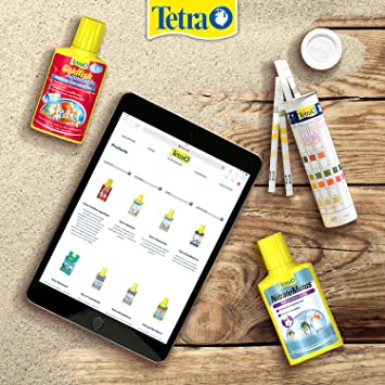 Tetra Test 6in1- Prueba de agua para controlar los seis valores ...