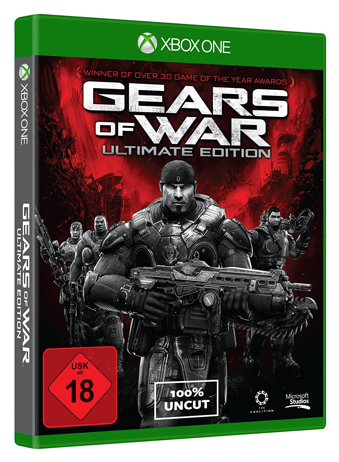 Gears of War: Ultimate Edition Xbox One amazon