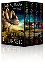 Key to the Cursed Series Box Set (Books 1 - 4)