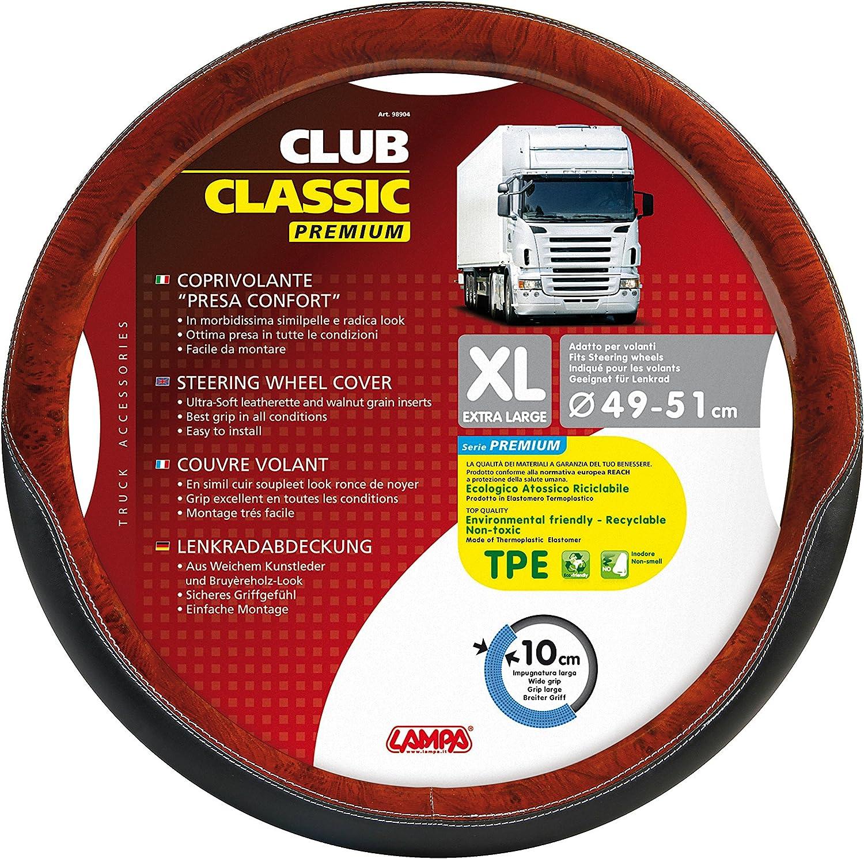 Lampa 98904/Lenkradbezug Club Classic Premium XL