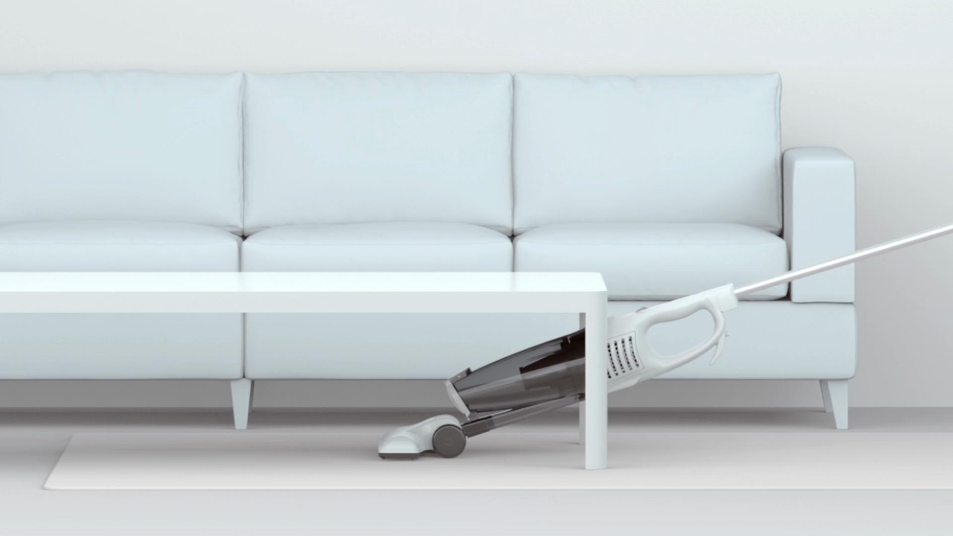 Dodocool 2 In 1 Corded Vacuum Cleaner Swivel Ultra