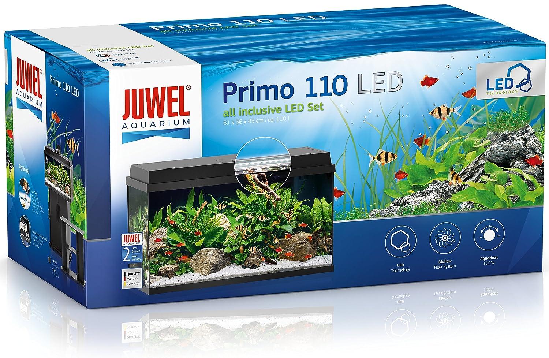 Juwel Primo 110 Acuario para acuariofilia Negro: Amazon.es: Productos para mascotas