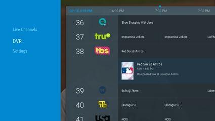 FitzyTV - Streaming TV & Cloud DVR!