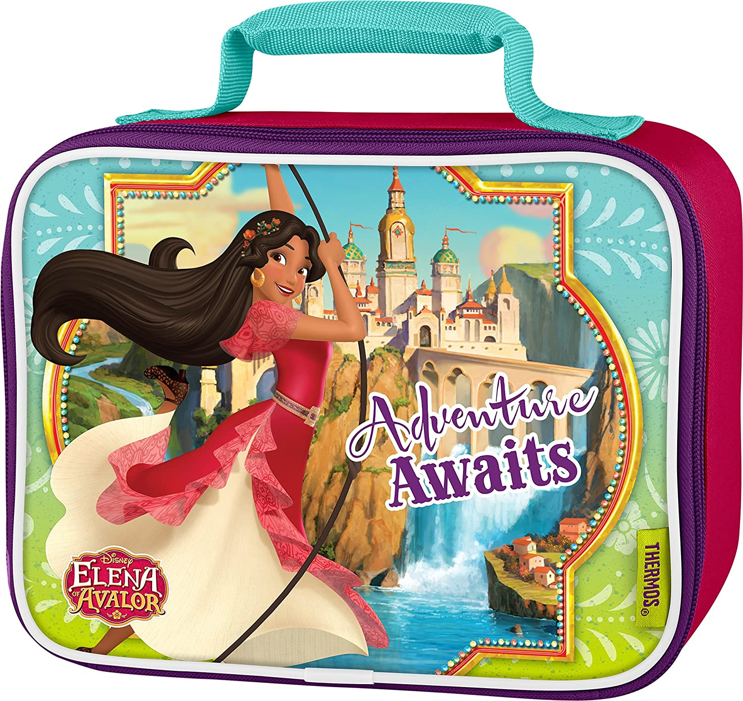 Thermos Soft Lunch Kit, Elena Of Avalor