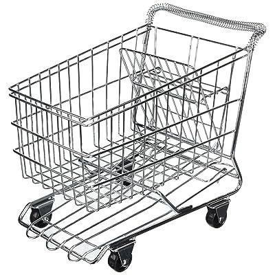 KITCHEN COLLECTION Mini Shopping Cart 08432: Home & Kitchen