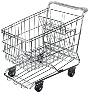 KITCHEN COLLECTION Mini Shopping Cart 08432