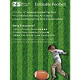Novelty Place Giant Inflatable Football