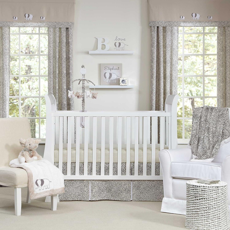 Amazon Sweet Safari 5 Piece Baby Crib Bedding Set by Wendy