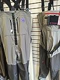 PFG Zip Front Breathable Stockingfoot Wader